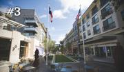 The Domain Shopping Center, opened in 2007 in North Austin, has 1.3 million square feet of gross leasable space and 77 stores. Tenants include Tiffany & Co., Barneys Co-op and Calypso.