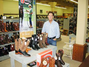 Western apparel and footwear shop Sheplers Inc. has opened two locations in Austin.