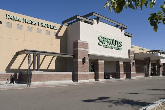 Sprouts Farmers Market saw its stock soar on its first day of trading on Wall Street.