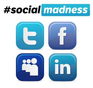 Voting in the first round of head-to-head competition in the Social Madness contest comes to an end today, with the top four teams in each of three categories moving on to the semifinals. Vote for Austin companies here.