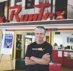 Execs at F1: RunTex owner <strong>Paul</strong> <strong>Carrozza</strong>
