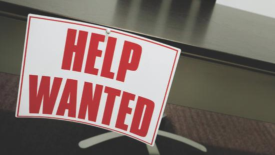 Hiring declined slightly last month at Phoenix small businesses.