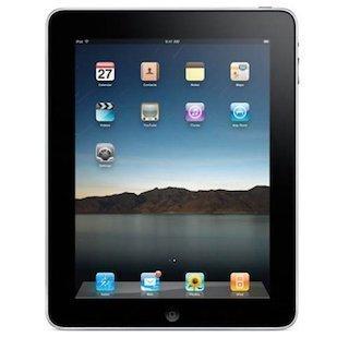 Businesses like Apple Inc.'s iPad.