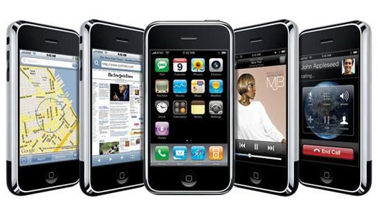Sprint Nextel Corp.'s unlimited data plans may help lure the iPhone.