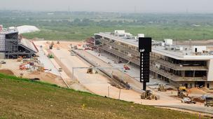 At the heart of the court dispute is 78 acres now part of the Circuit of the Americas facility under construction in southeast Travis County that will be home to the inaugural Formula One U.S. Grand Prix in November.
