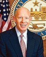 Former Houston mayor <strong>White</strong> named chairman of Lazard Houston