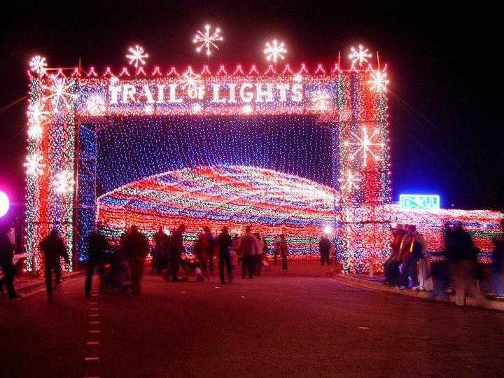 The Trail of Lights event is back, bigger than ever and has more opportunities for local businesses to participate.