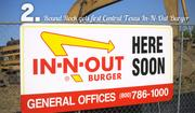 In terms of economic impact, In-N-Out Burger's Central Texas debut isn't a huge deal. But it was jaw-dropping and mouth-watering news to many of you. Click here for the story published in June.