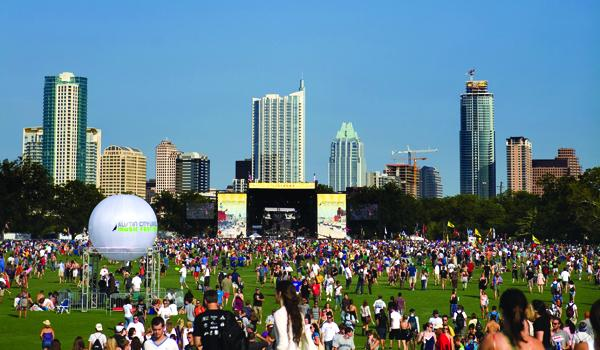 About 225,000 music fans attended ACL last year, according to estimates. See how C3 goes about picking bands for the festival in this Q&A with Kristyn Ciani.