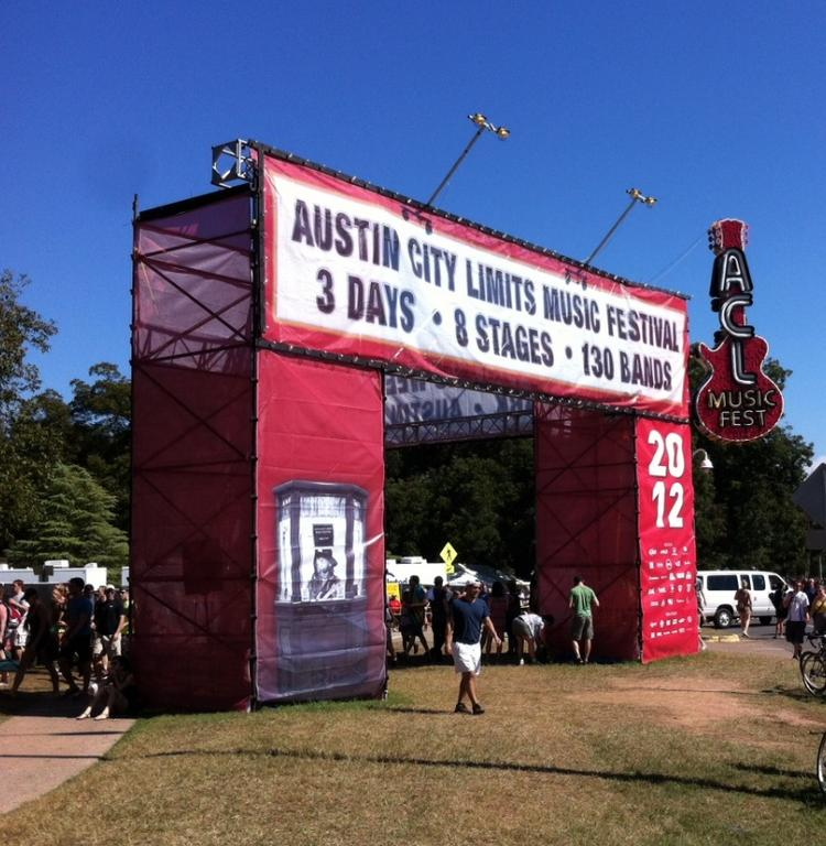 The city is collaborating with the companies behind some of the biggest  events in Austin — including the Austin City Limits Music Festival — to develop a program to mitigate event-related  environmental impacts and support local sustainability projects.
