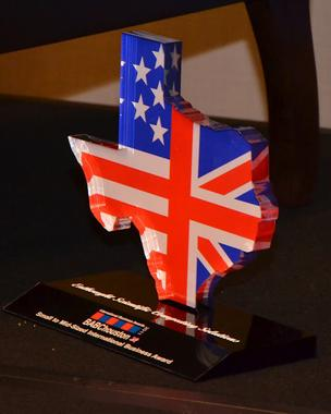 The British-American Business Council Houston International Business Awards recognize U.S. and U.K. companies involved in trade and investment between Great Britain and Texas.