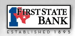 New Braunfels-based First State Bank has agreed to merge with Victoria-based First Victoria National Bank and operate under the First Victoria name.