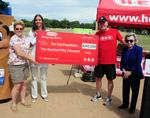HEB gives $250,000 to The Trail Foundation