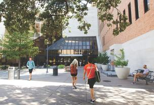 UT's McCombs School of Business has been ranked as having one of the best entrepreneur programs in the world.
