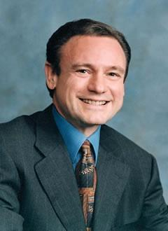 Ray Perryman, economist and CEO of The Perryman Group.