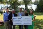 Trail Foundation gets another Butler Trail donation
