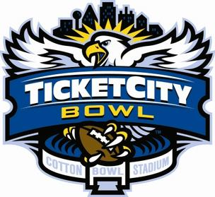 The 2012 TicketCity Bowl will be the last one played with the Austin-based event ticketing company as the title sponsor.