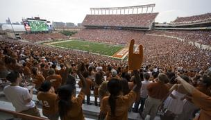 The University of Texas spent $24.5 million on football in 2010, ranking it No. 6 in the nation.