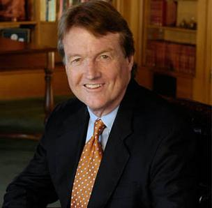 Bill Powers has been president of UT Austin since 2006.