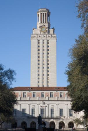 A huge percentage of University of Texas at Austin students participate in research