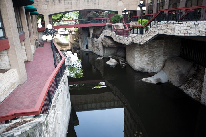 The four finalists will give public presentations Oct. 3 on their ideas to redesign Waller Creek in downtown Austin.