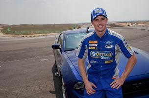 V8 Supercars star Mark Winterbottom