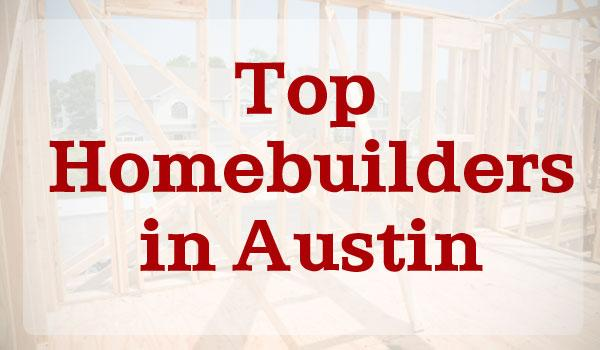 Click through the slideshow for the top five custom builders and the top five volume builders.