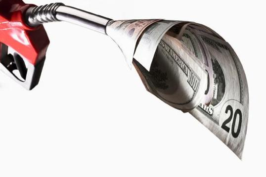 Jacksonville gas prices fell 8 cents this week.