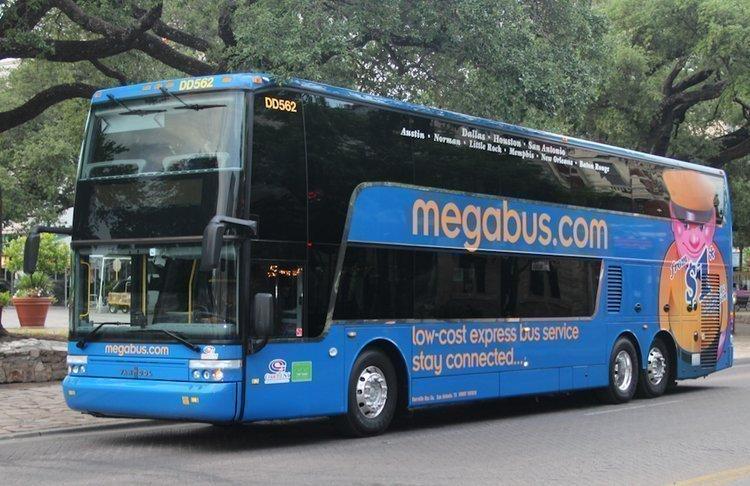 Megabus.com will offer express bus service between Austin, Dallas and San Antonio beginning June 19.