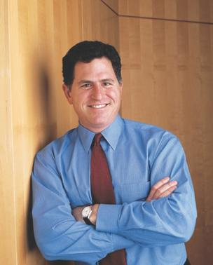Michael Dell, CEO of Dell Inc.