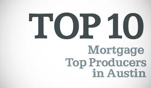 The Austin Business Journal has listed the top mortgage producers this year, which is ranked by individual loan officer production during 2011. Click the photo for a peek at the top 10 producers.