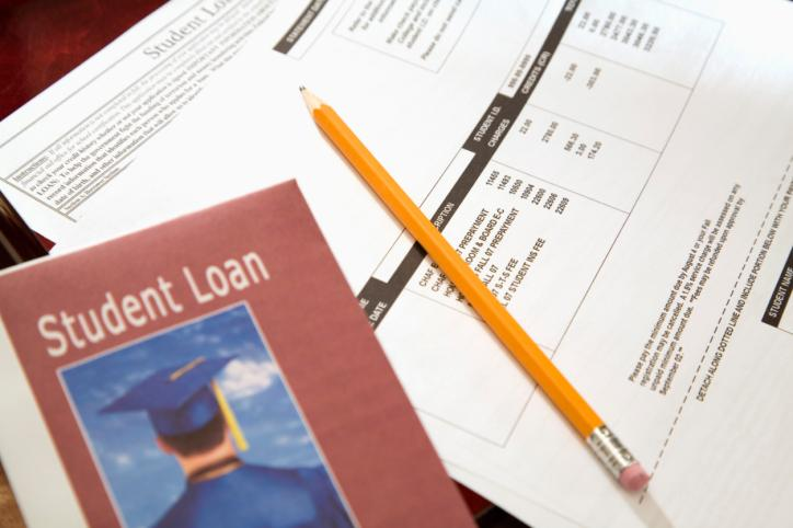 An increase in student loans being taken out played a large part in the rise of consumer borrowing in December.