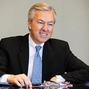 Wells Fargo Chairman and CEO John Stumpf.
