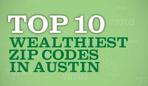 Click through this slideshow to find out which local ZIP code has been ranked the most wealthy.