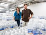 Agana to bottle rain for Whole Foods