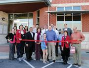 Information technology consultants from CMIT Solutions joined the Kyle Area Chamber of Commerce recently.