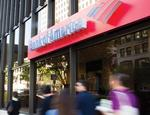 Congress Ave. a haven for banks