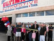 The crew at Dave's Ultimate Automotive recently joined the Pflugerville Chamber.