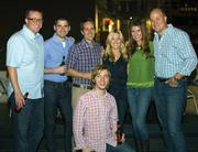 The team behind mobile app and Web development firm Element celebrated their one-year anniversary with a night out.