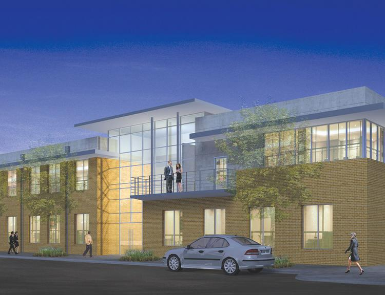Endeavor's new office project in East Austin is scheduled to be finished by year's end.