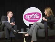 ABJ Editor Colin Pope interviewed Amy Simmons of Amy's Ice Creams during the most recent Face 2 Face event. March's guest will be Liz Lambert of Jo's Coffee and Hotel San Jose.
