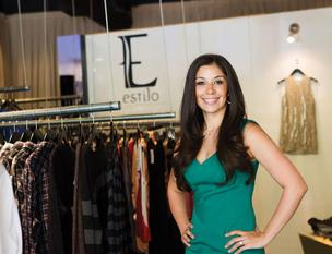 Stephanie Coultress-O'Neill's Estilo clothing boutique in the Second Street District was twice named Best Store during Austin Fashion Week.