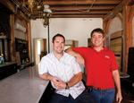 Father-son restaurateurs mix history with West Campus bar