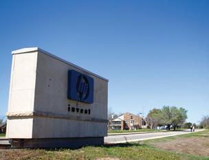 Hewlett-Packard has two campuses in Austin, and the growth between them violates a 6-year-old incentives deal.