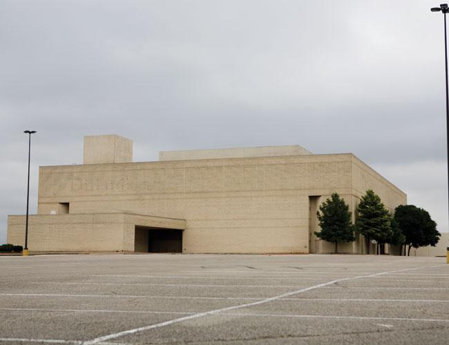 For the most part, Highland Mall off I-35 in North Austin is a blank slate. Austin Community College must transform the mall, and much of that task now falls to Matt Whelan.