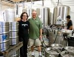 Beer brewer bottles success