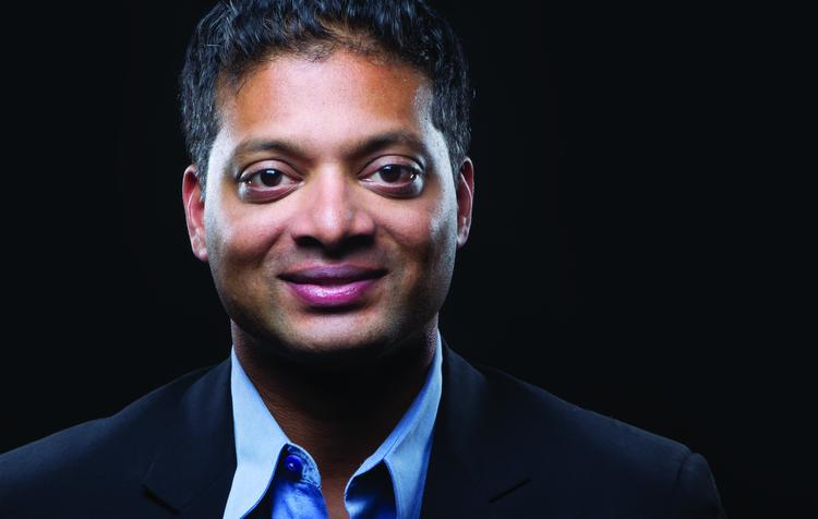 At the 2012 Best CFOs in Austin event, Jay Manickam of uShip Inc. walked away the winner in the small-company category.