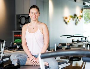 Maja Kermath is striving to make KOR180 the Whole Foods Market of the fitness industry.