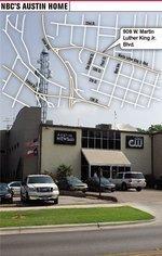 KXAN seeks larger studio, office space in Austin