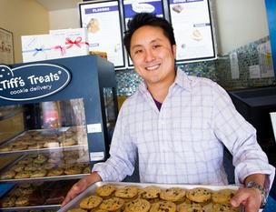 Tiff's Treats co-founder Leon Chen